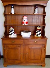 Heywood-Wakefield China Hutch ONLY $225