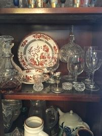 Vintage china & collectibles