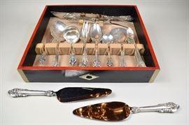 Wallace Grande Barouque sterling flatware