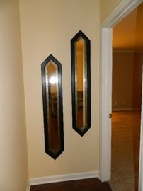 Great decorator mirrors - selling as set