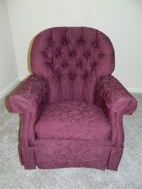 Great chair - Love the color!