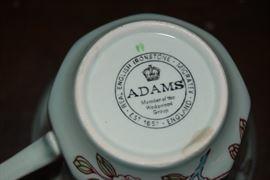 Adams English Ironstone