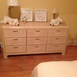 Bedroom, Contemp Dresser