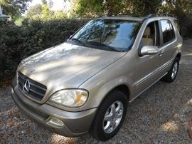 2004 ML500 134700 miles in Excellent condition! $3,800