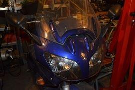 Yamaha Motorcycle (2005)