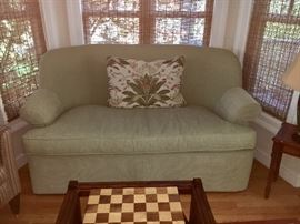 Feather and Down designer sofa