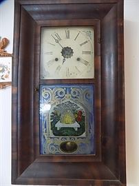 OGEE Beehive Clock