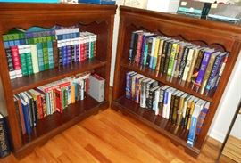 Books (one shelf available)