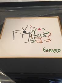 Michael Godard ORIGINAL Painting!!