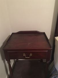 Henkel Harris Bedside Table