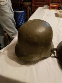 WWII Helmet - World War 2
