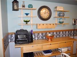 Great storage kitchen sideboard