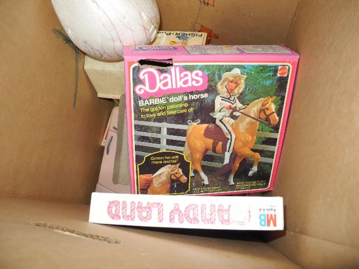 Dallas Barbie