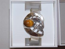 Marked .925 Sterling bracelet