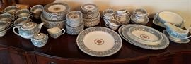 Wedgwood Florentine Set - Over 100 pieces
