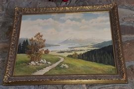 F. Kammeyer Painting