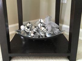 Metal ware dish