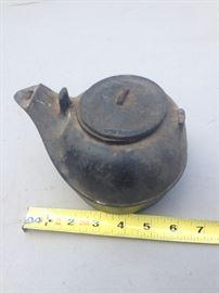 Mini iron kettle