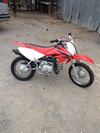 2008 Honda 70...VERY CLEAN & NICE!!!!