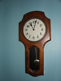 Willey wall clock