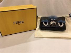 Brand new in box, Fendi Monster Baguette, Fantastic Christmas Gift!!  $1850 retail