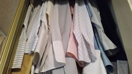 XL mens vintage 60s to 70s clothing. SHIRTS 2 for $3.00!