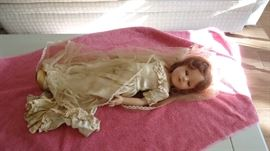 ANTIQUE EFFANBEE DOLL - 21""