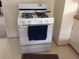 NEWER GAS STOVE