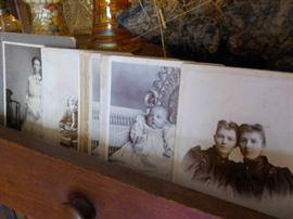 Victorian Cabinet Photos