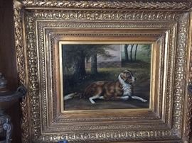 We have some great Oil paintings