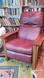 Strato lounger recliner