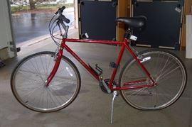Men's Trek bike (rode only once!)