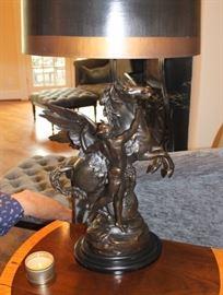 Bronze Lamp $795