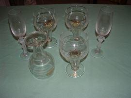 Nice glassware