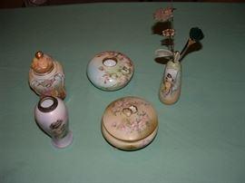 more fine porcelain pieces