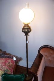 Very nice early floor lamp