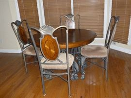 Killer kitchen table & chairs