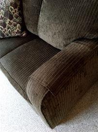 Super Nice Corduroy Love Seat...