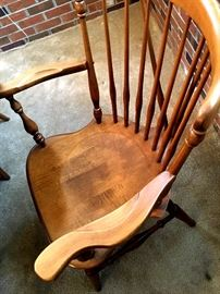 Also A Nice Ethan Allen Windsor Style Chair...