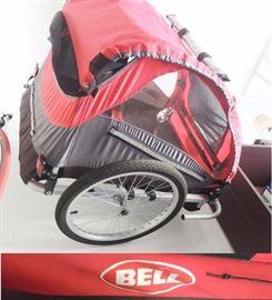 Bell Bike trailer
