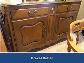Drexel buffet