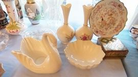 Home Decor - Lenox vases and bowls