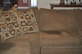 Sectional Sofa by Norwood Furniture