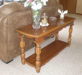 Beautiful Sofa Table