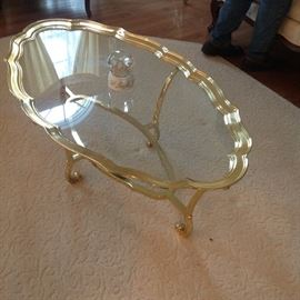 Glass / Cocktail Coffee Table