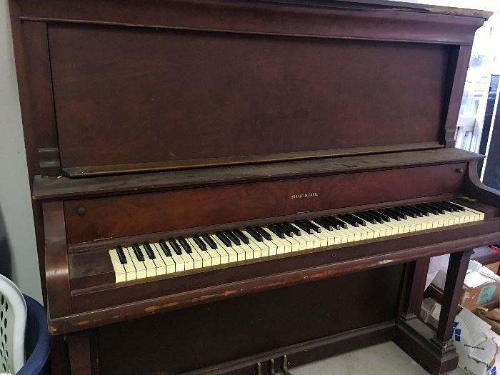 Hobart M. Cable Piano