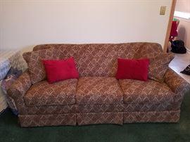 Pattern sofa   $75