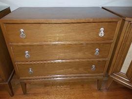 Three piece dresser   $100