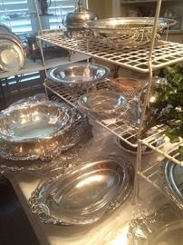 More fabulous silver plate selections