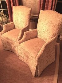 Pair Quality Chairs
